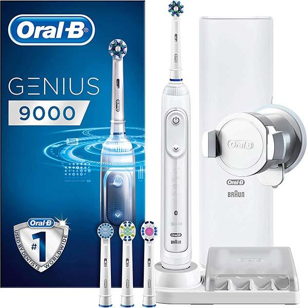 Spazzolino-elettrico-ricaricabile-Oral-B-Genius-9000N