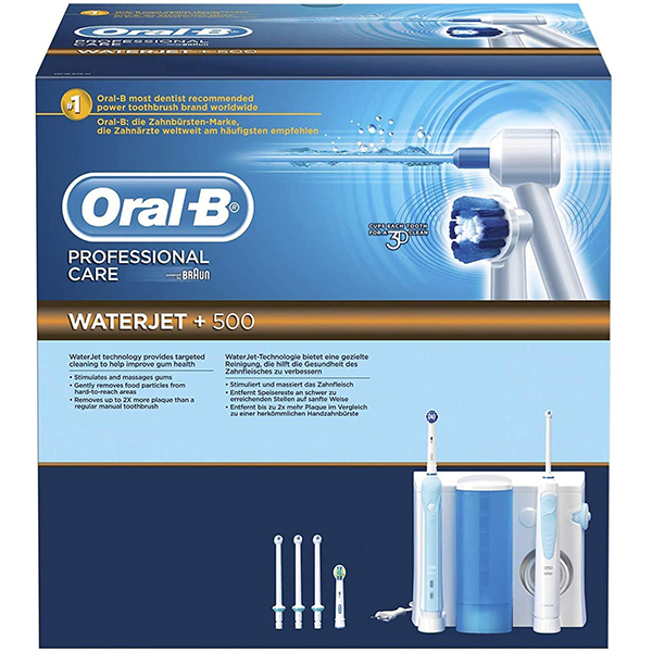 Spazzolino-elettrico-ricaricabile-Oral-B-Professional-Care-500-e-WaterJet-con-tecnologia-Braun-2