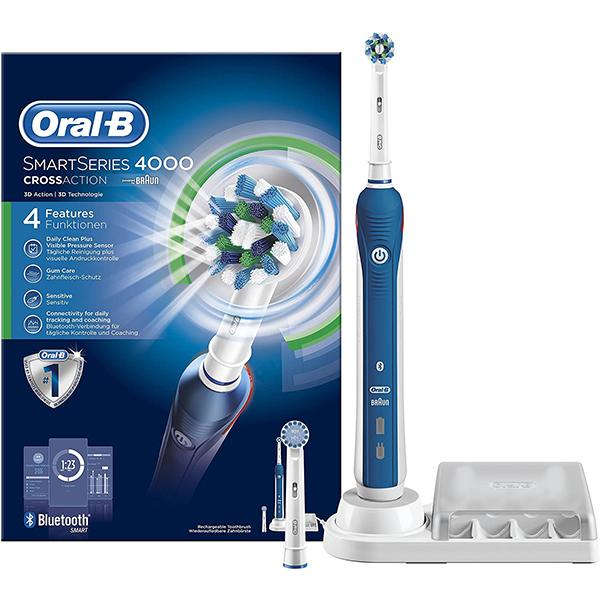 Spazzolino-elettrico-ricaricabile-Oral-B-SmartSeries-4000