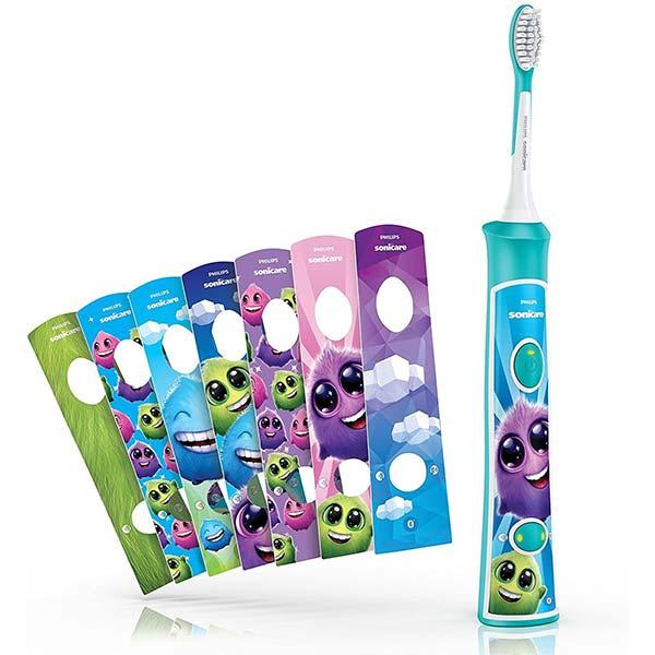 Spazzolino-elettrico-sonico-Philips-Sonicare-For-Kids-HX6321-03-3