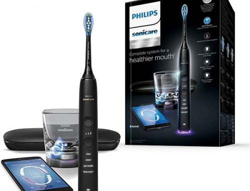 Spazzolino sonico ricaricabile Philips Sonicare HX9903/13 DiamondClean Smart